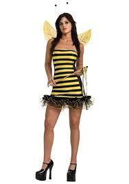 Bee Halloween Costume Buzzy Bee Women Honey Bee Costume 32 99 Costume Land