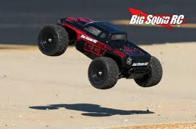 rc monster truck videos review u2013 ecx ruckus 1 18 4wd rtr monster truck big squid rc