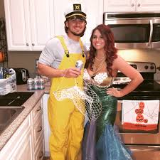 halloween hamster costume mermaid and fisherman halloween costume mermaidcostume diy diy