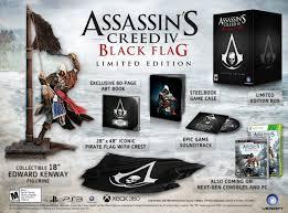 Assassins Creed Black Flag Treasure Maps Amazon Com Assassin U0027s Creed Iv Black Flag Limited Edition