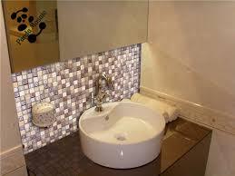 Decorative Bathroom Tile by Mb Sms08 Decorative Bathroom Wall Tile Design Glass Stone Mosaic