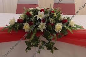 Silk Wedding Flowers Wedding Balloons Fresh U0026 Silk Flowers Pew End Bows Chair Cover