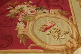 tappeto aubusson tappeto aubusson francia tappeti antiquariato dimanoinmano it