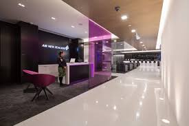 air new zealand opens new star alliance lounge at sydney airport