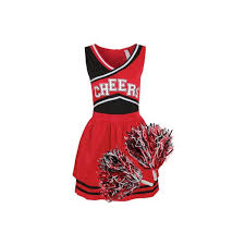 Halloween Cheer Costumes 25 Cheerleader Fancy Dress Ideas 1980s Fancy
