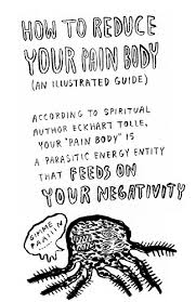 pain body how to reduce your pain body an illustrated guide intent blog