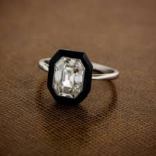 vintage emerald cut engagement rings 10 vintage engagement ring styles you will junebug weddings