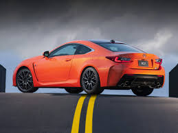 lexus rc competitors new 2016 lexus rc f price photos reviews safety ratings