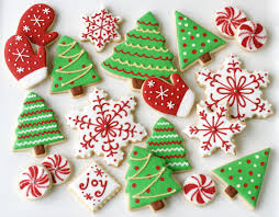 Christmas Tree Frosting Christmas Tree Clipart Sugar Cookie Pencil And In Color