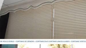 persianas y cortinas zamventana youtube