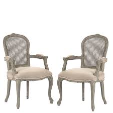 Antique French Armchairs French Style Chairs For Suffolk French Style Fabric Arm Chair