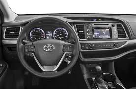 2016 toyota highlander price photos reviews u0026 features