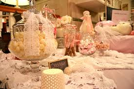 shabby chic baby shower decorations zone romande decoration