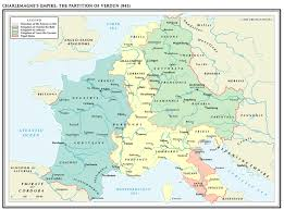 Brittany France Map Was Brittany Conquered By The Franks Under Charlemagne Paradox