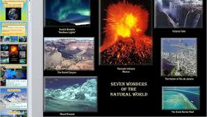 natural wonders assembly look at the seven most spectacular