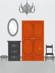 Trompe L Oeil Wallpaper by Trompe L U0027oeil Wallpaper Accessorized By Wall U0026decò Design