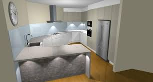 modern kitchen designers in perth with 3d colour graphics