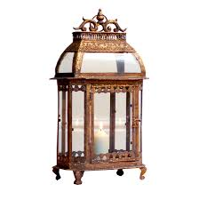 vintage brass gold effect italian lantern vintage products and