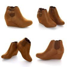 womens boots uk ebay womens wedge boots ebay