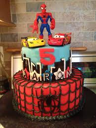 spider man disney cars cake cake creations pinterest disney