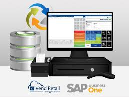 sap b1 erp integrated retail solutions ivend retail