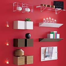 office cubicle shelves image of modern floating wall shelves