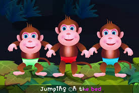 No More Monkeys Jumping On The Bed Song Five Little Monkeys Jumping On The Bed Part 1 The Naughty