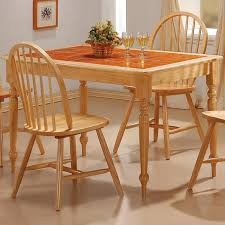 Damen Rectangle TileTop Dining Table Dining Room Table Redos - Tile top kitchen table and chairs