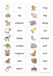 Esl Homonyms Worksheet 208 Free Esl Domino Worksheets