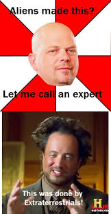 Pawn Stars Rick Meme - pawn star aliens pawn stars know your meme