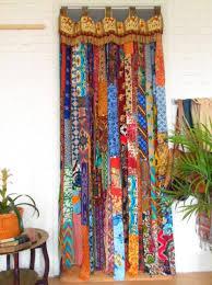 Hippie Drapes Elephant Door Curtain Boho Chic Decor By Thesleepyarmadillo Custom