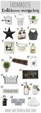 Best 25 Modern Farmhouse Bathroom by Bathroom Products List Best Bathroom Decoration
