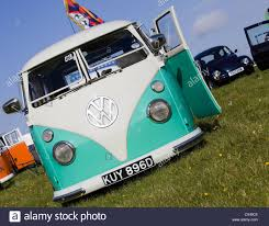 1966 Volkswagen Camper Van Stock Photo Royalty Free Image