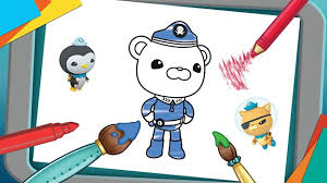 octonauts picture cbeebies bbc