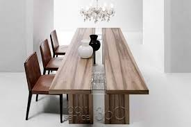 beautiful modern dining room tables italian 56 in modern