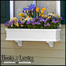 What To Plant In Window Flower Boxes - composite window boxes pvc window boxes premier cellular pvc