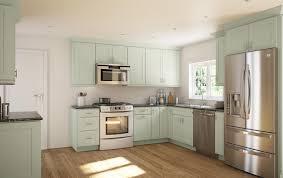 preassembled kitchen cabinets incredible soty shaker sage preassembled kitchen cabinets the rta