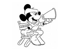 mickey mouse coloring pictures bebo pandco