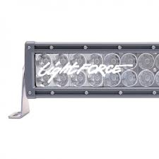 6 inch light bar lightforce 6 inch 5w gen 2 dual row light bar fit my 4wd