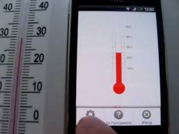 android thermometer android thermometer