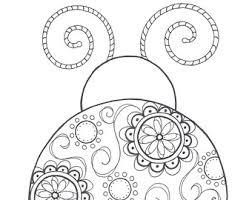 diy bookmark printable coloring zentangle inspired