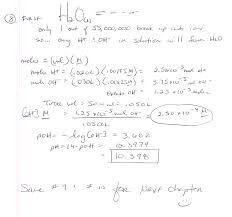 ph and poh calculations worksheet worksheets