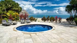 c136 belize ocean club second floor beachfront condo for sale