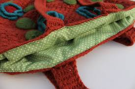 how to join crochet squares completely flat zipper method make your crochet bags sturdier with this lining tutorial