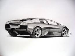 draw lamborghini murcielago lamborghini aventador drawing cars