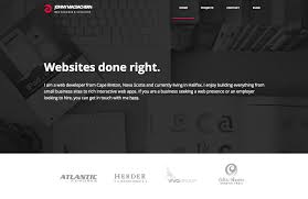 web design company profile sle how to design your portfolio to get hired tips from jonny