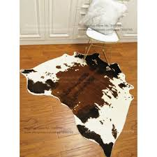 Cow Print Rugs Faux Cow Rug Promotion Shop For Promotional Faux Cow Rug On