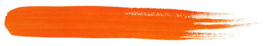 orange paint paint brush stock illustration illustration of color tool 458469