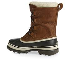 motorbike shoes online sorel men u0027s caribou wl pull on boots 510 tobacco shoes sorel
