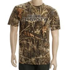 duck dynasty camo t shirts